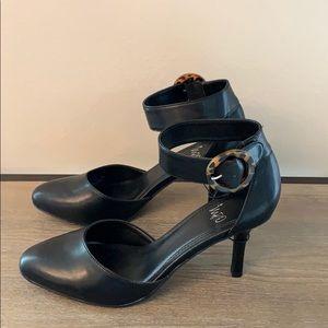 Brand new sexy strap heels!